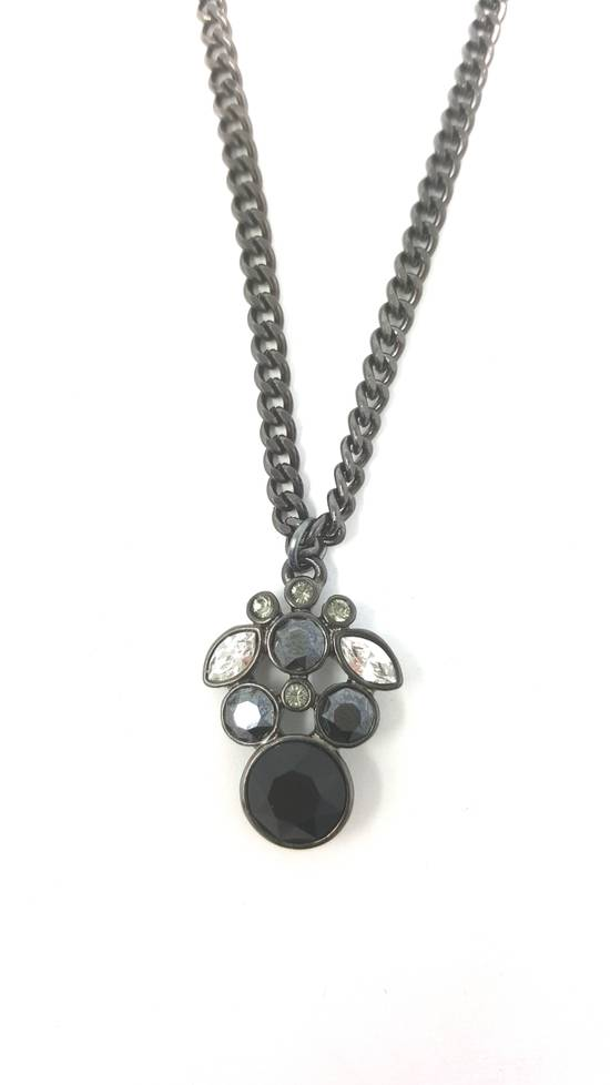 Givenchy Double sided gun metal necklace Size ONE SIZE - 7