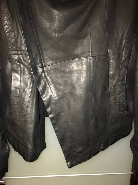 Julius Leather Jacket JP Size 3 Size US L / EU 52-54 / 3 - 2