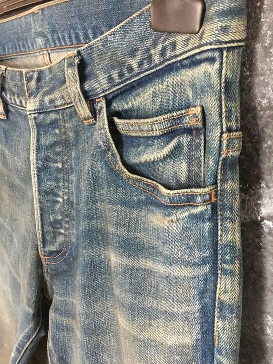 Balmain RARE AW11 Decarnin Balmain Distressed Jeans Size 28 29 30 Size US 28 / EU 44 - 1
