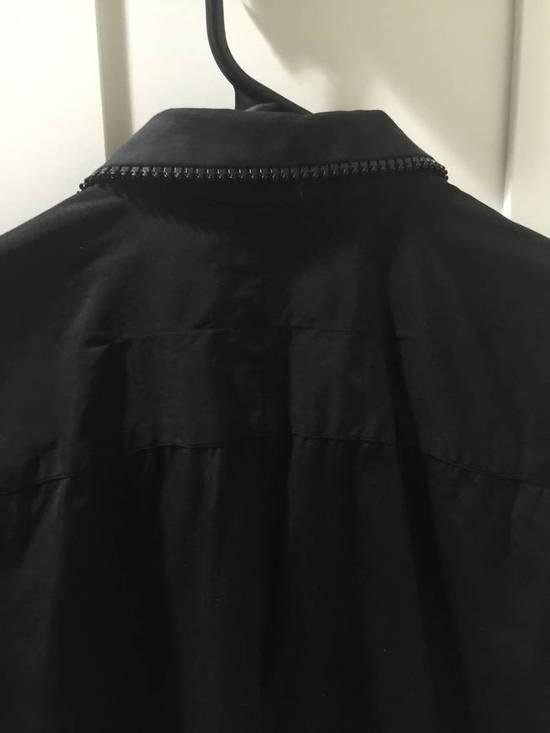 Givenchy Givenchy Zipper Collar Shirt Size US L / EU 52-54 / 3 - 3
