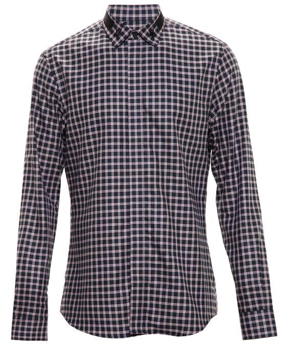 Givenchy Givenchy Checkered Shirt Size US M / EU 48-50 / 2 - 2