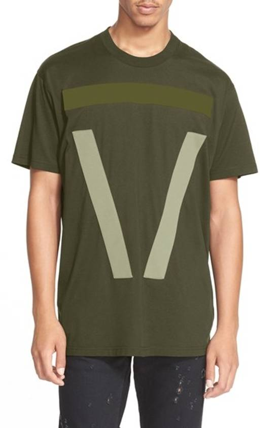 Givenchy Green Banded T-shirt Size US XXS / EU 40 - 1
