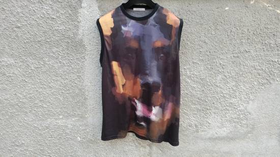 Givenchy Givenchy Abstract Doberman Print Rottweiler Bambi Star Tank Top Vest size L (M) Size US M / EU 48-50 / 2