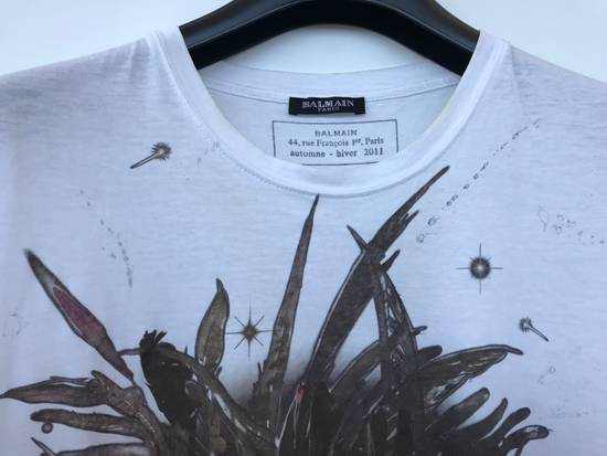 Balmain Balmain T-shirt Size L Made In France Size US L / EU 52-54 / 3 - 3