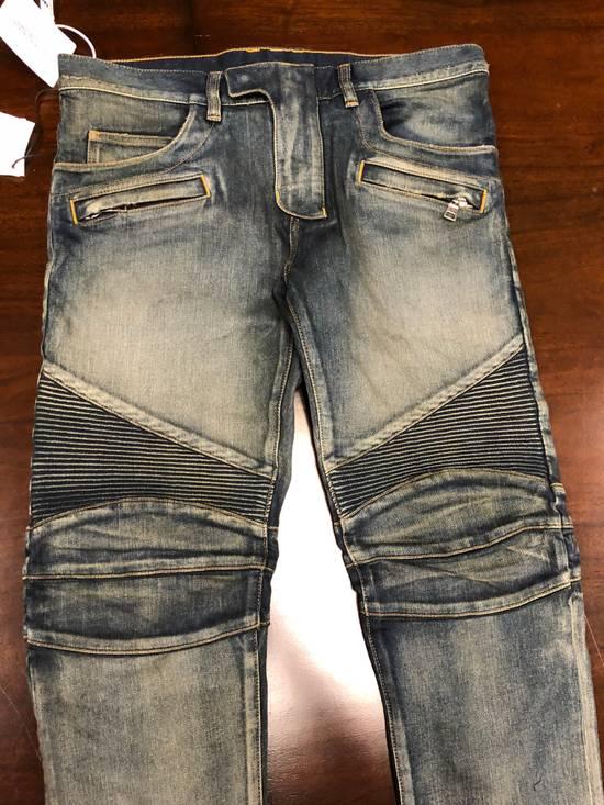 Balmain Balmain Bikers Jeans Size US 32 / EU 48 - 1