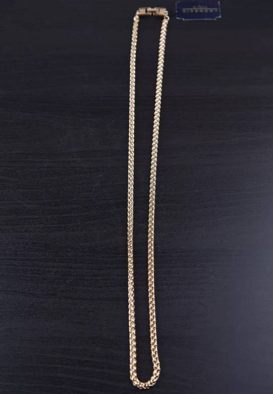 Givenchy 1994 Givenchy Gold necklace Size ONE SIZE - 3