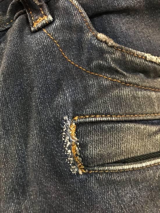 Balmain PRICED TO SELL!! Size 30 Blue Biker Jeans Balmain Size US 30 / EU 46 - 5