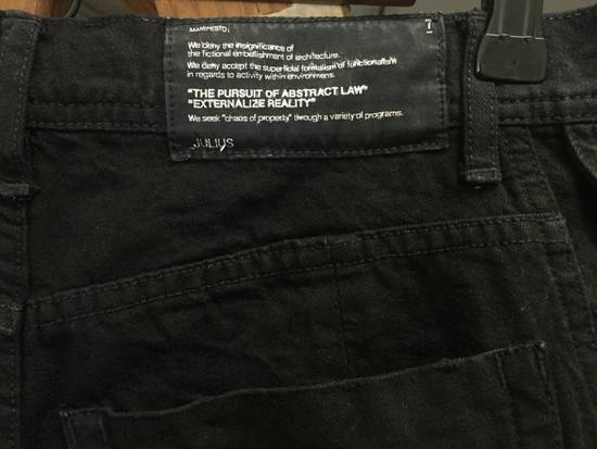 Julius AW12 Resonance Black Cotton Denim Size 1 Size US 30 / EU 46 - 9