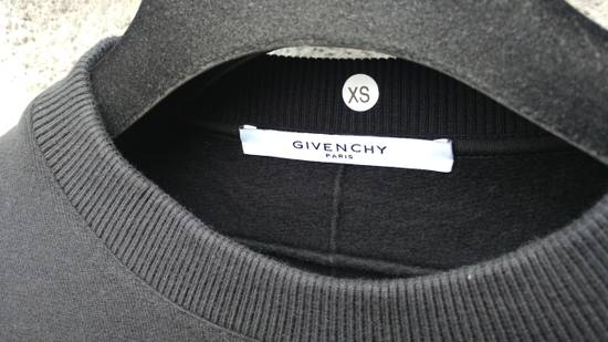 Givenchy $870 Givenchy America Flag Patch Rottweiler Shark Star Sweater size XS (relaxed fit) Size US XS / EU 42 / 0 - 10