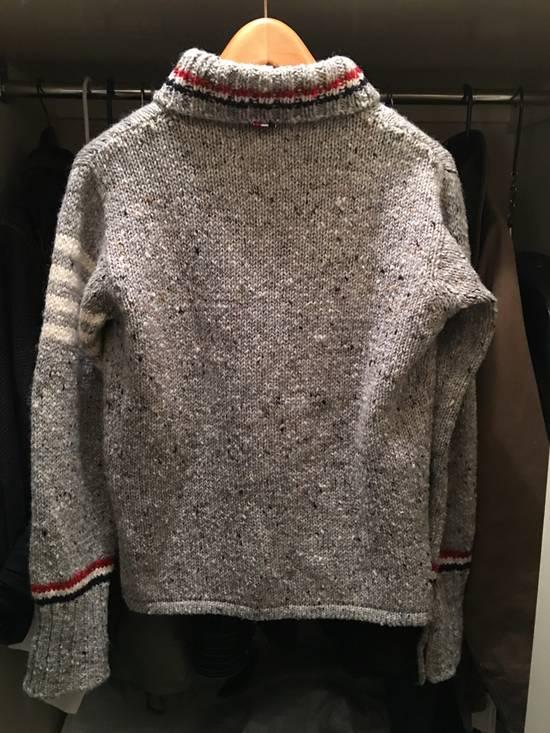 Thom Browne Thom Browne Shawl Collar Cardi - 2 Size US S / EU 44-46 / 1 - 5