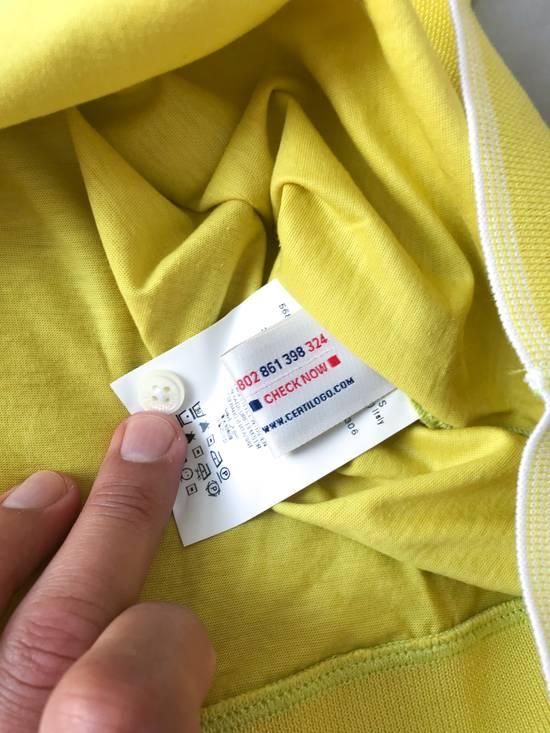 Thom Browne Moncler Gamme Bleu lime green Thom Browne polo shirt size 3 / L Size US L / EU 52-54 / 3 - 5