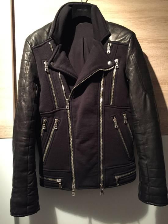 Balmain Biker Jacket Size US S / EU 44-46 / 1