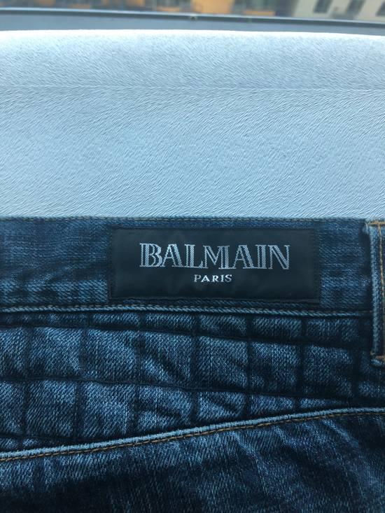Balmain Balmain Jeans - Dark Blue Size US 32 / EU 48 - 2