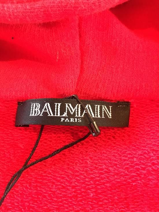 Balmain Balmain Red Sleeveless Vest Size US M / EU 48-50 / 2 - 3