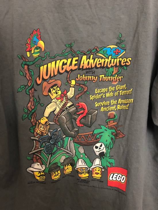 Vintage Vintage LEGO Jungle Adventures olive green t-shirt Size US M / EU 48-50 / 2 - 1