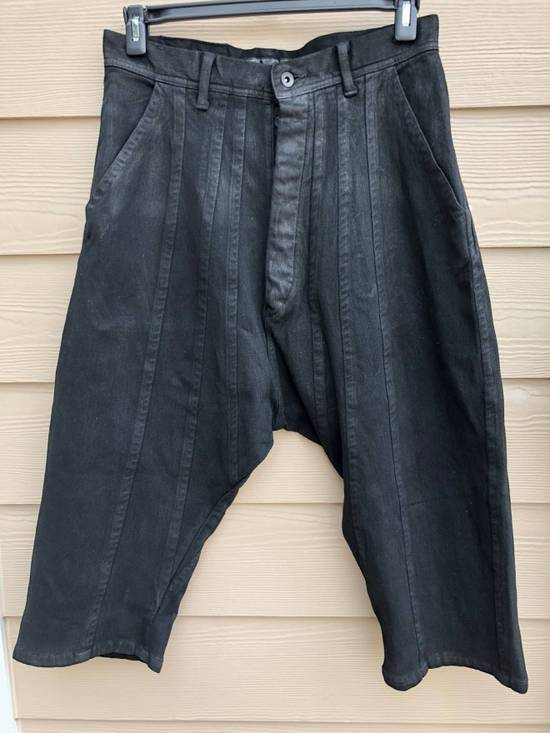 Julius Brand New, Waxed ¾ Denim Pants (Size 1) Size US 31 - 2