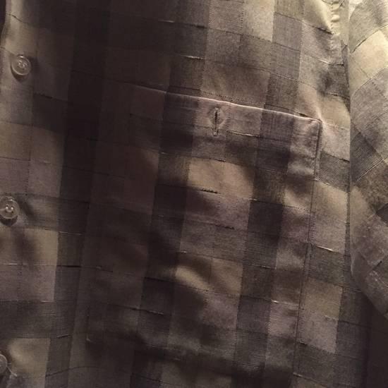 Givenchy Plaid Shirt Size US M / EU 48-50 / 2 - 2