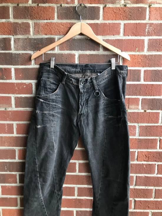 Julius AW08 Twist Denim Jeans Size US 32 / EU 48 - 1