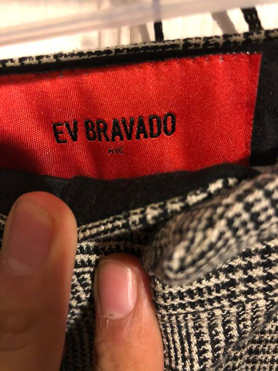 "Ev Bravado ""Do You Think I'm Crazy"" Trousers Size US 30 / EU 46 - 3"