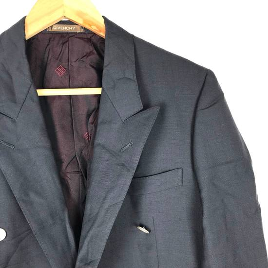 Givenchy Givenchy Wool Coat Blazer Made In Italy Size 40S - 5