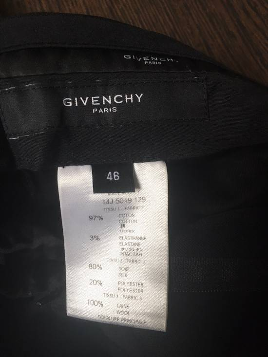 Givenchy Trousers With Silks Bands Size 46S - 2