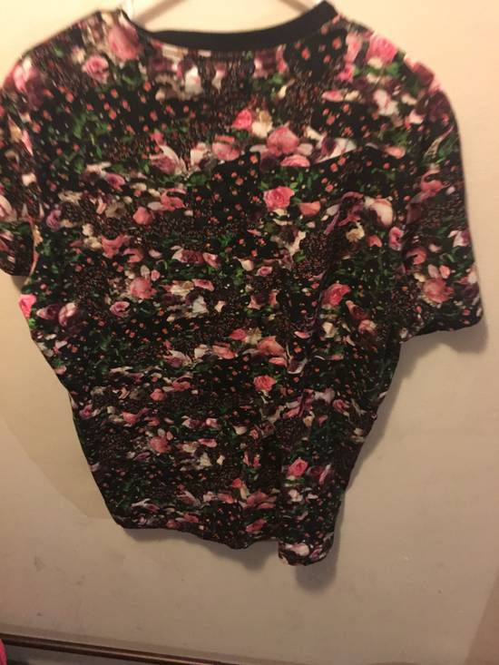 Givenchy Givenchy Floral Print Tee Size US XS / EU 42 / 0 - 1