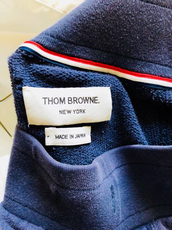 Thom Browne Navy Classic Four Bar Lounge Pants Size US 30 / EU 46 - 2