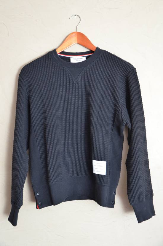 Thom Browne Thom Browne Black Sweater Size US S / EU 44-46 / 1