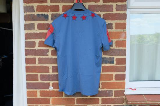 Givenchy Blue and Red 5 stars T-shirt Size US L / EU 52-54 / 3 - 9