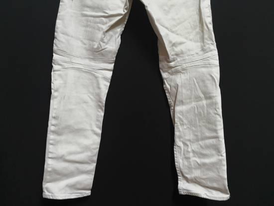 Balmain Balmain Coated biker Jeans Size US 33 - 8