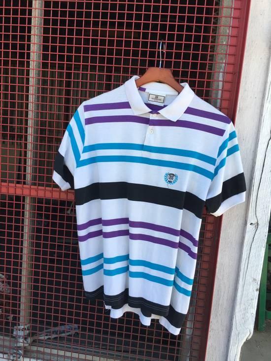 Givenchy Vintage Givenchy Active Striped Polo Shirt Size US XL / EU 56 / 4