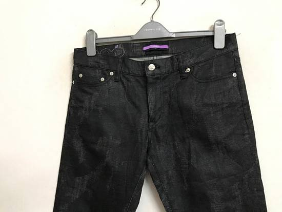 Japanese Brand Japanese Designer Swagger Made in Japan Abstract Pant Size US 31 - 3