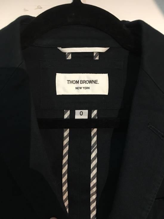 Thom Browne Thom Browne Two-button Blazer Jacket Size US XS / EU 42 / 0 - 1