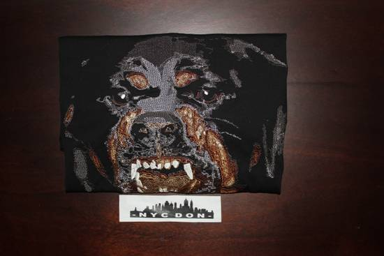 Givenchy Embroidered Rottweiler Size US M / EU 48-50 / 2 - 2