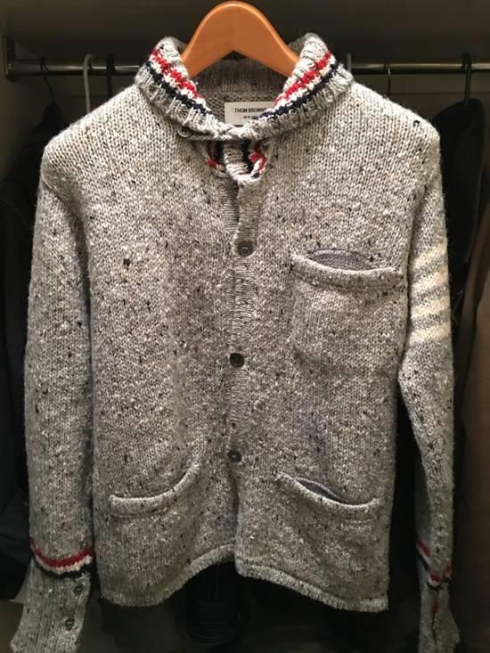 Thom Browne Thom Browne Shawl Collar Cardi - 2 Size US S / EU 44-46 / 1 - 2