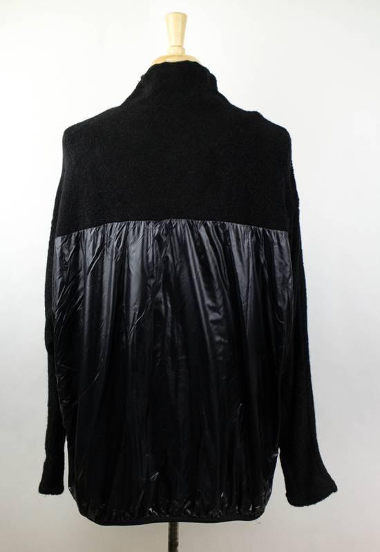 Julius 7 Black Wool Blend W/ Drawstring Pullover Sweater Size 3/M Size US M / EU 48-50 / 2 - 3