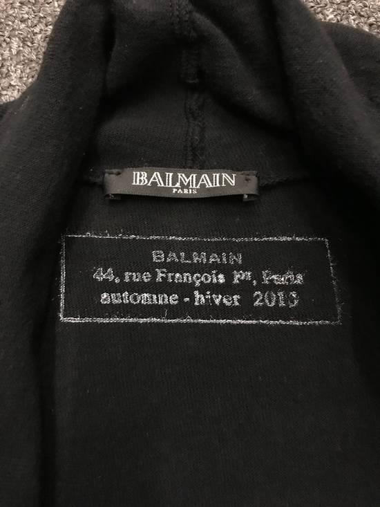 Balmain Cowl Neck LS tee Size US M / EU 48-50 / 2 - 2