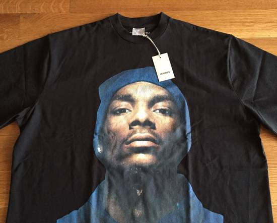 Vetements Snoop Dogg Oversized Tee T-Shirt Size US L / EU 52-54 / 3