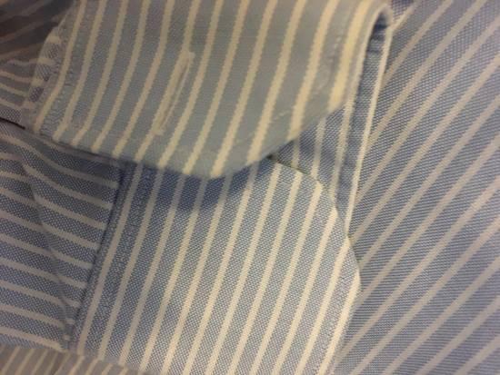 Thom Browne Striped Button Up Size US L / EU 52-54 / 3 - 2