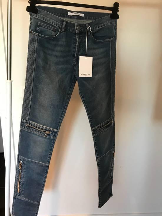 Givenchy Givenchy Zipper Denim SS 2017 Size US 29