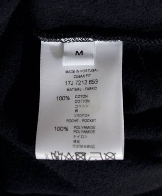 Givenchy Black Zip Pocket Sweatshirt Size US M / EU 48-50 / 2 - 4