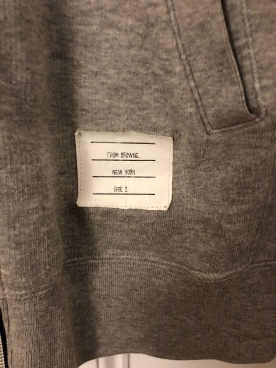 Thom Browne Thom Browne Grey Classic Full Zip Hoodie Size 2 Size US S / EU 44-46 / 1 - 2