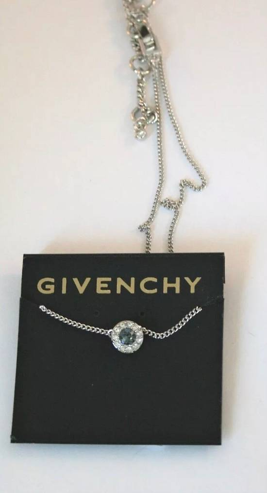 Givenchy *Last Drop* Givenchy Blue Crystal Necklace Size ONE SIZE - 1
