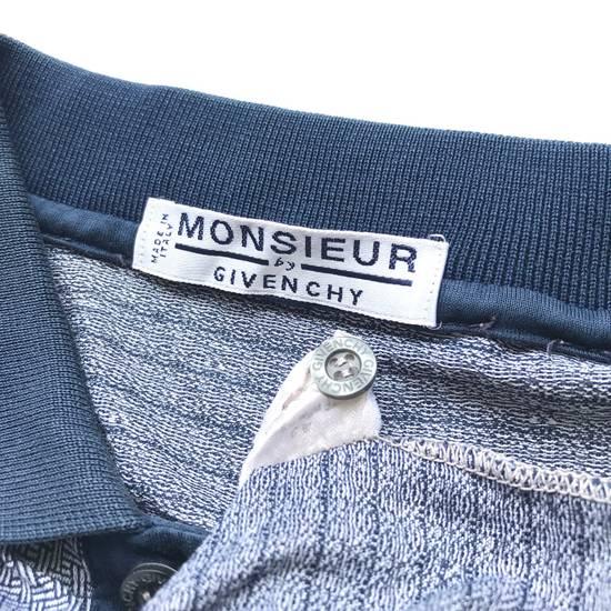 Givenchy Vintage Monsieur Givenchy Short Sleeve Polo Shirt not gucci supreme balenciaga guess Size US L / EU 52-54 / 3 - 5