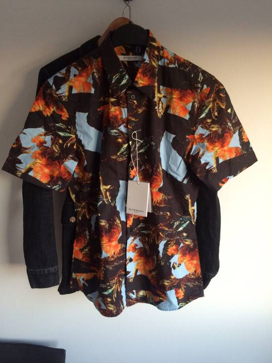 Givenchy Short Sleeve Top Size US S / EU 44-46 / 1
