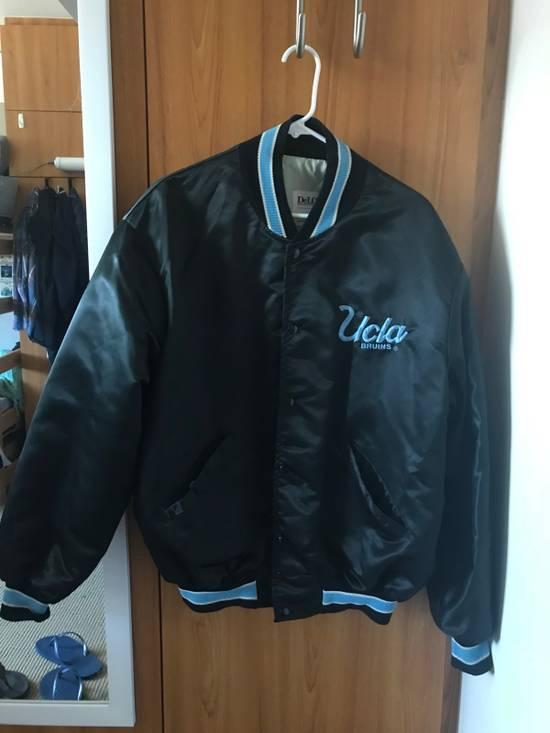 Delong Varsity Jackets UCLA BLACK VARSITY JACKET Size US XL / EU 56 / 4