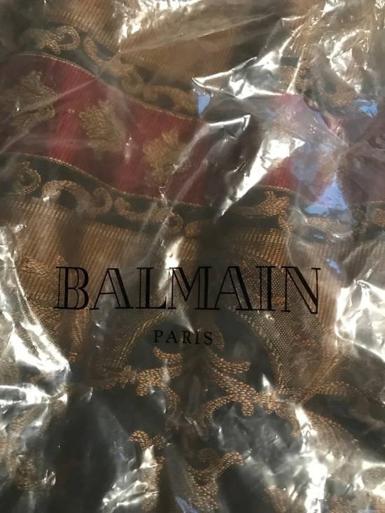 Balmain Black Moleskin Denim Size US 30 / EU 46 - 4