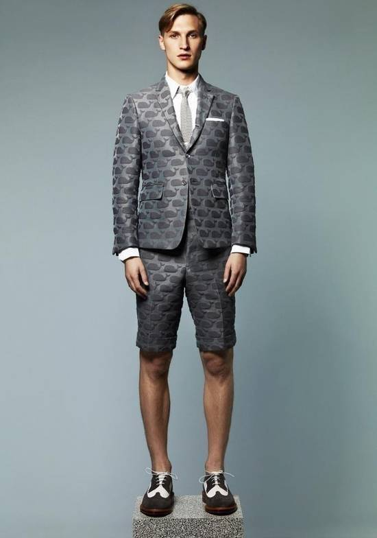 Thom Browne Whales Suit Size 36R