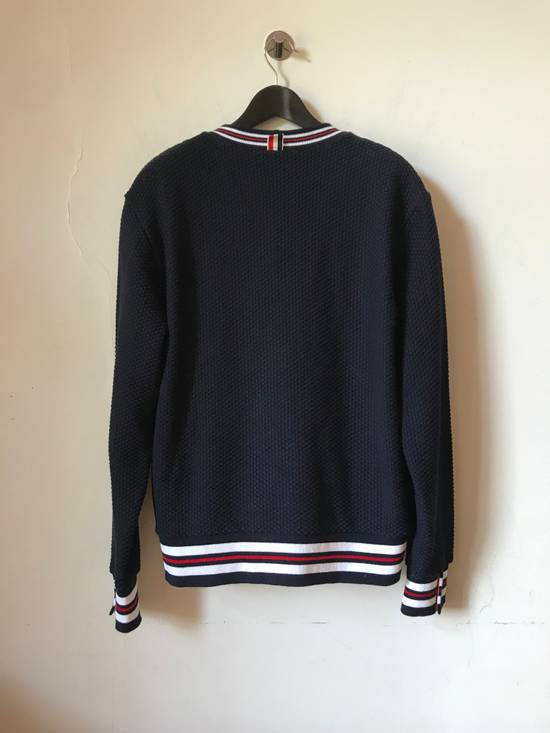 Thom Browne cotton sweater on buttons Size US XL / EU 56 / 4 - 1