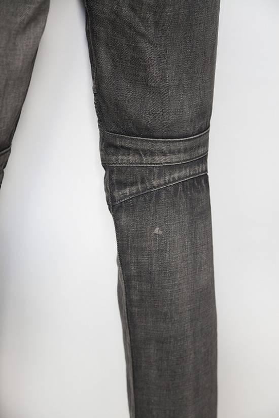 Balmain Selvedge biker denim jeans Size US 29 - 5